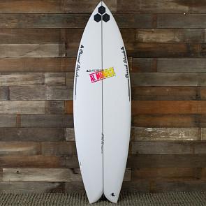 Channel Islands Fish Beard Custom 5'9 x 19 5/8 x 2 1/2 Surfboard - Top