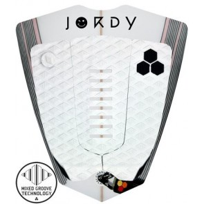 Channel Islands Jordy Smith Arch Traction - White