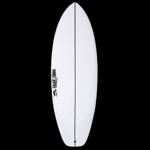 JS Flaming Pony Surfboard - Deck