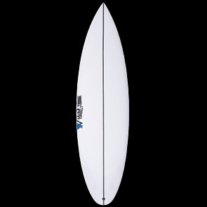 JS Monsta 6 Round Tail Surfboard - Deck
