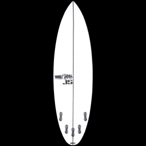 JS Forget Me Not Rounded Pin Surfboard