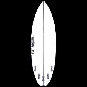 JS Blak Box 2 Round Tail Surfboard