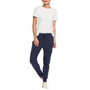 Roxy Women's Just Yesterday Pants - Mood Indigo - front