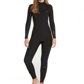 Billabong Women's Furnace Synergy 3/2 Back Zip Wetsuit