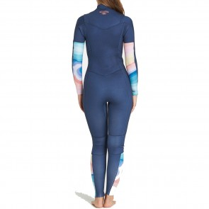 Billabong Women's Salty Dayz 4/3 Chest Zip Wetsuit