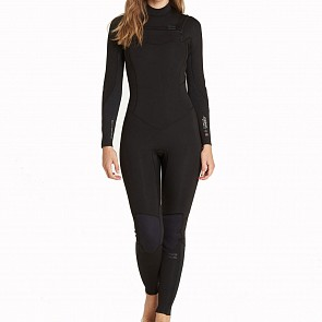 Billabong Women's Furnace Synergy 3/2 Chest Zip Wetsuit - 2019