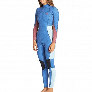 Billabong Women's Furnace Synergy 3/2 Back Zip Wetsuit - 2019