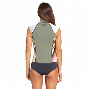 Billabong Women's Captain 1mm Spring Wetsuit