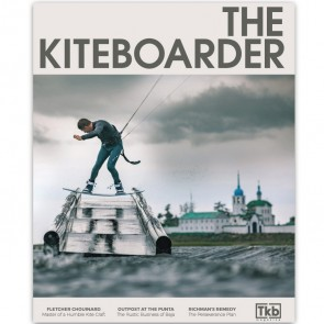 The Kiteboarder Magazine - Volume 14 Number 3