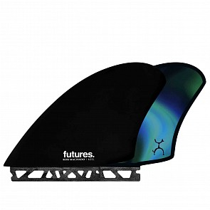 Futures Fins Rob Machado Keel Twin Fin Set