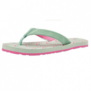 Volcom Youth Big Girl Vicky Sandals - Seaglass