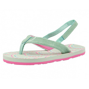 Volcom Youth Little Girls Vicky Sandals - Seaglass