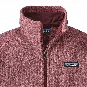 Patagonia Women's Better Sweater Fleece - Kiln Pink