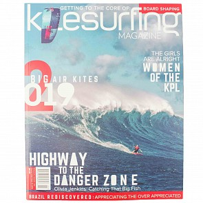 Kitesurfing Magazine - Volume 5 Number 2