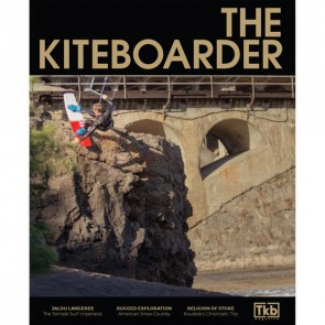 The Kiteboarder Magazine - Volume 13 Number 4