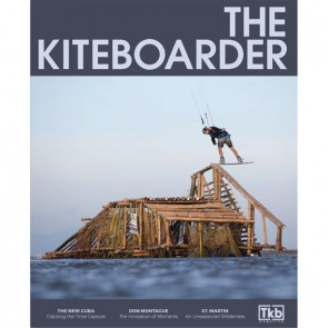 The Kiteboarder Magazine - Volume 14 Number 1