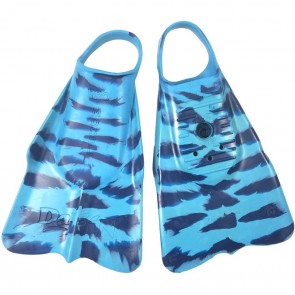 DaFiN Zak Noyle Swim Fins - Light Blue