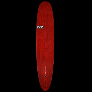Skindog Blender Thunderbolt Surfboard - Brushed/Red Tint