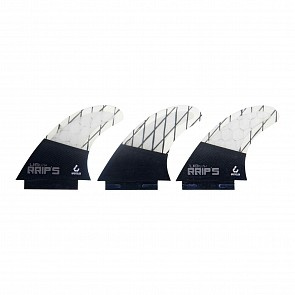 Lib Tech Fins RRIP's Tri Fin Set - White