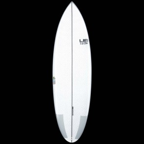 "Lib Tech Surfboards 6'3"" Nude Bowl Surfboard"
