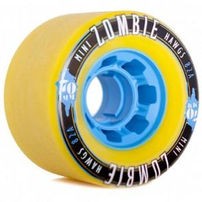 Landyachtz - 70mm Mini Zombie Hawgs Wheels - Yellow