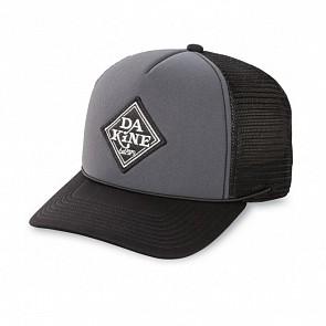Dakine Lock Down Trucker Hat - Black/Charcoal