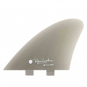 True Ames Lovelace Keel Twin FCS Fin Set - Smoke
