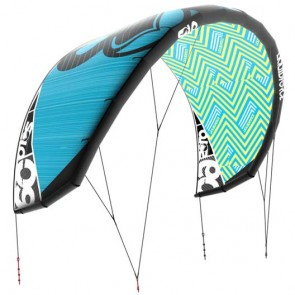 Liquid Force Solo V3 Kite - Blue/Yellow