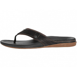 Reef Cushion Bounce Lux Sandals - Black/Brown