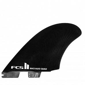 FCS II Fins Rob Machado PG Quad Fin Set