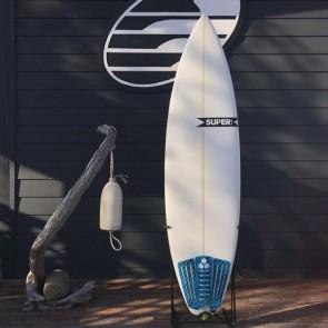 Super Brand Masta Blasta 5'10 x 18 5/16 x 2 5/16 Used Surfboard
