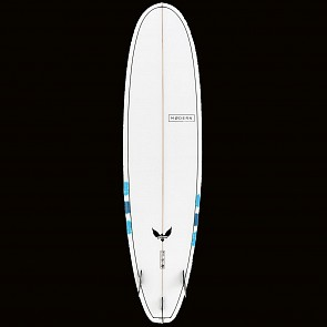 Modern Blackbird Surfboard - Basic Blue