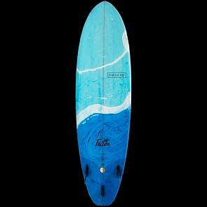 Modern Falcon Surfboard - Blue