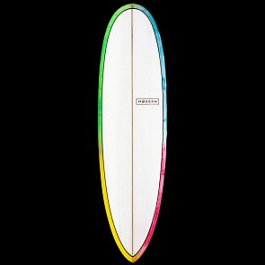 Modern Love Child Surfboard - Psychedelic - Deck