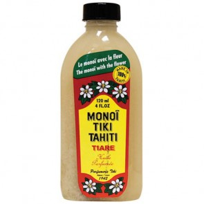 Monoi Tiare Oil - Gardenia