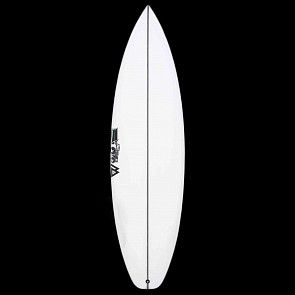 JS Monsta 8 Squash Tail Surfboard - Deck