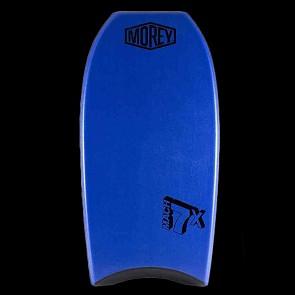 Morey Mach 7X 42.5'' Bodyboard - Blue/Black/Red - Deck