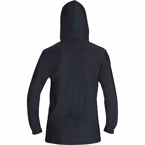 Billabong Unity Hooded Long Sleeve Rash Guard - Black