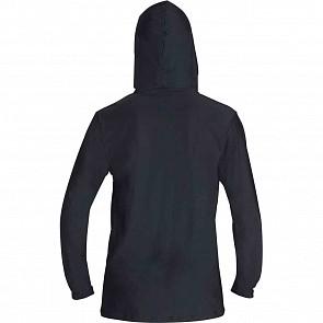 Billabong Unity Hooded Long Sleeve Rashguard - Black