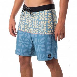 Rip Curl Mirage Salt Water 19'' Boardshorts - Blue -front