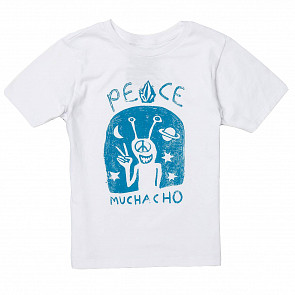 Volcom Youth Muchacho T-Shirt - White - front