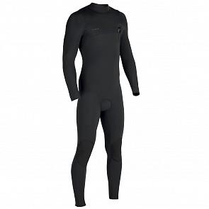 Vissla High Seas 3/2 Zip Free Wetsuit - Black