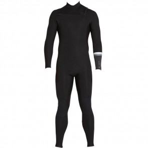 Billabong Revolution DBah 3/2 Chest Zip Wetsuit - Black