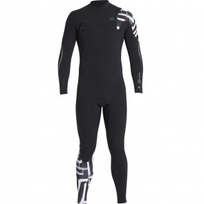 Billabong Furnace Carbon GBS 3/2 Chest Zip Wetsuit