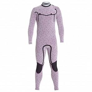 Billabong Furnace Carbon Ultra 5/4 Hooded Chest Zip Wetsuit