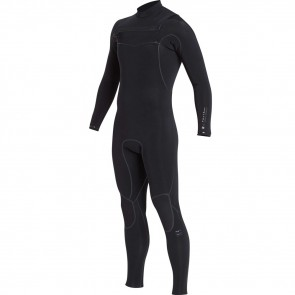 Billabong Furnace Carbon Ultra 4/3 Chest Zip Wetsuit - Black