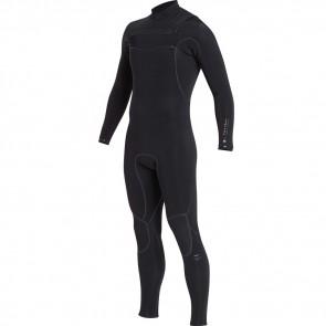 Billabong Furnace Carbon Ultra 3/2 Chest Zip Wetsuit - Black