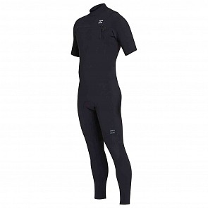 Billabong Furnace Pro 2mm Short Sleeve Chest Zip Wetsuit
