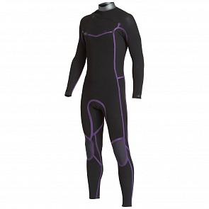 Billabong Furnace Revolution Pro 3/2 Chest Zip Wetsuit