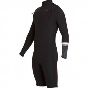 Billabong Revolution DBah 2mm Long Sleeve Chest Zip Spring Wetsuit